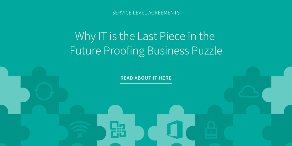 Why IT is the last piece in the future proofing business puzzle